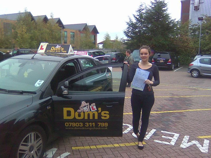 Dom's Driving School