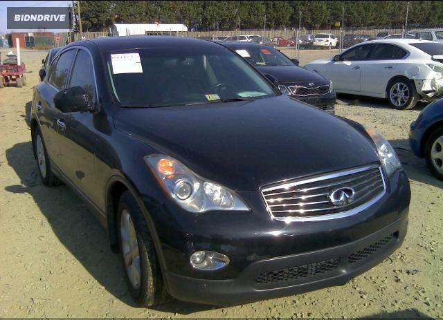 infiniti ex35 journey awd