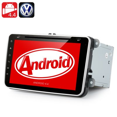 Double DIN Android Car DVD Player