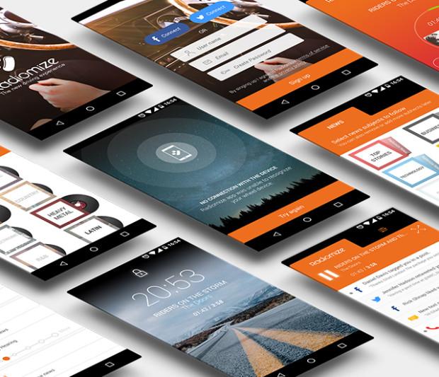 radiomize app