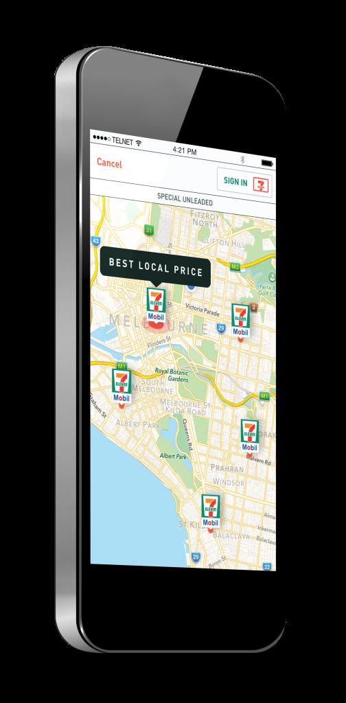 7-Eleven Fuel App