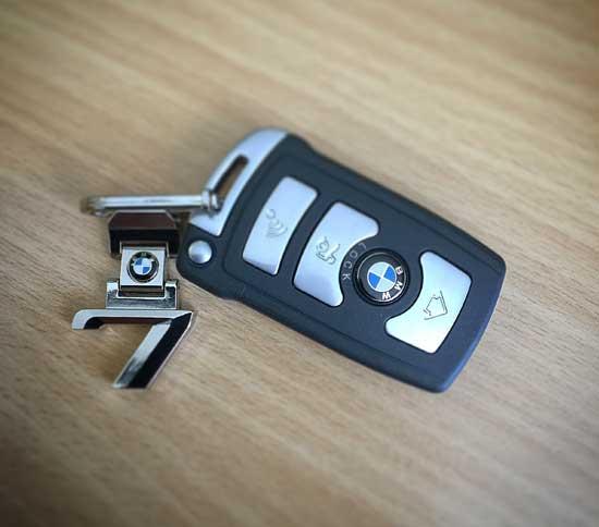 Sensor Key fob