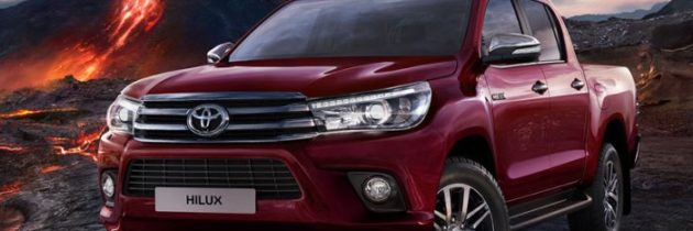 Review of Toyota Hilux 2016