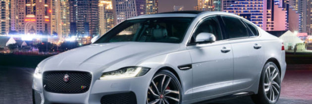 2016 Jaguar XF – Preview
