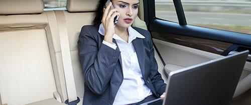 Top 4 Benefits of Executive Car Hire